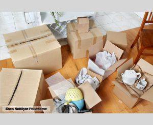 Enes Evden Eve Nakliyat Paketleme Resimleri